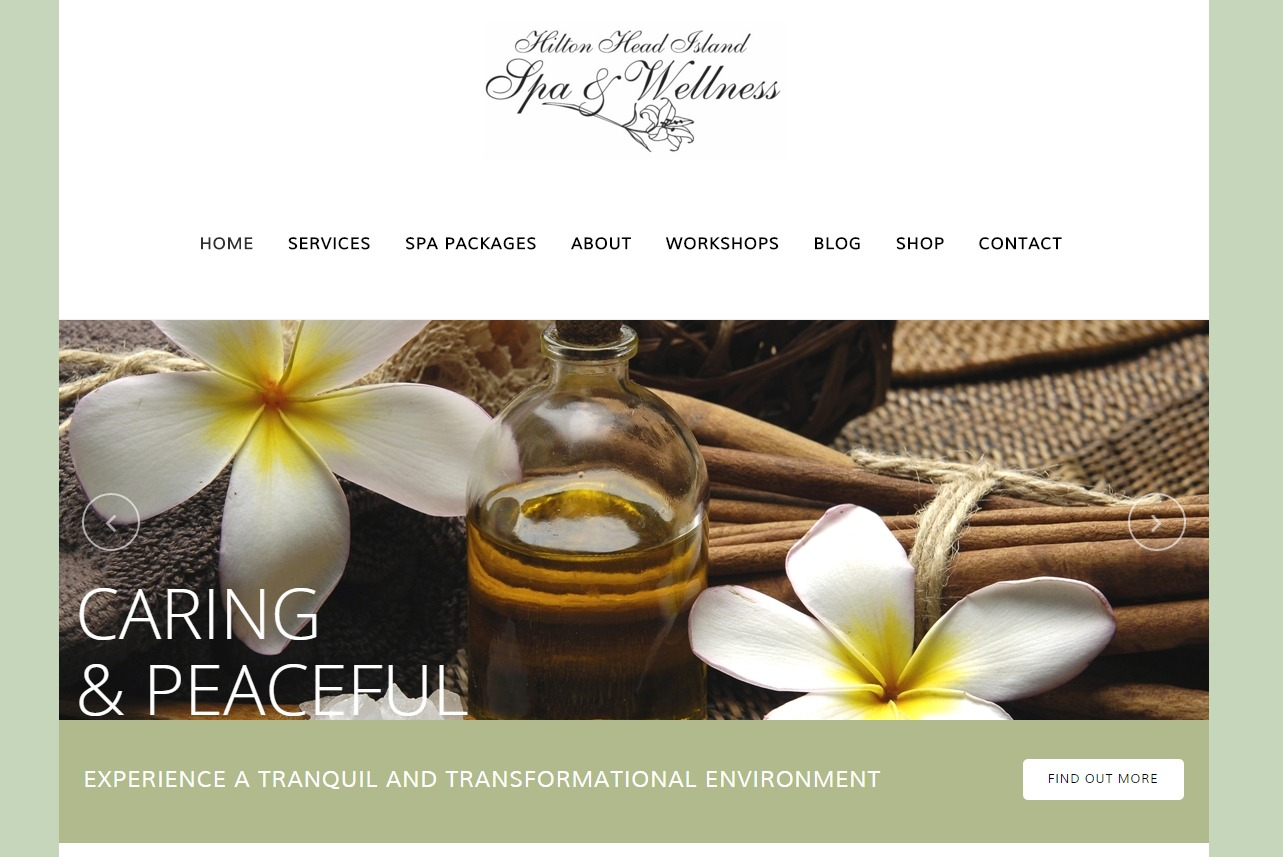 Spa Websites