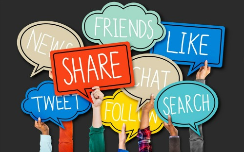 Get Your Blog Shared