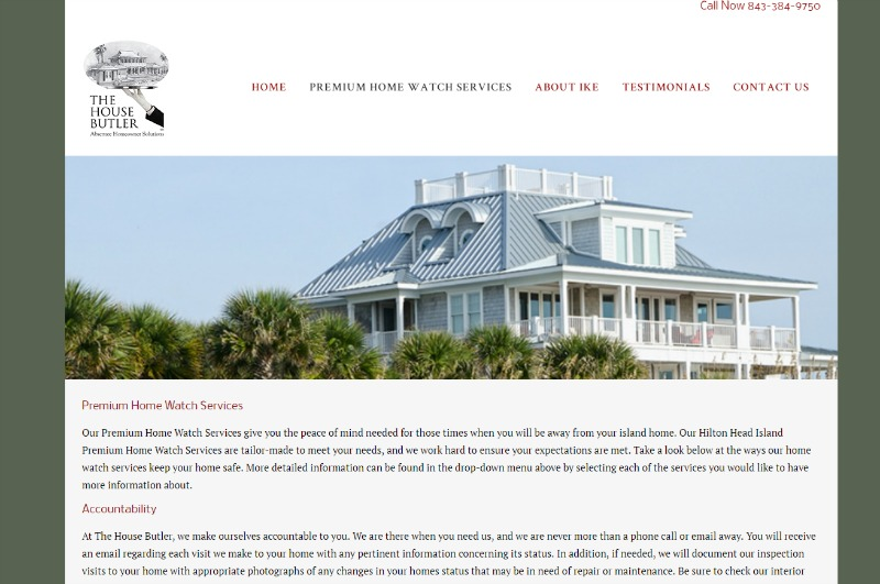 Hilton Head Web Design Firm
