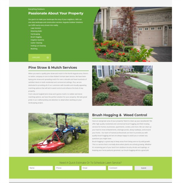 SEO For Lawn Care Companies