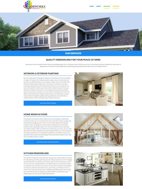 Expert Search Engine Optimization For Contractors